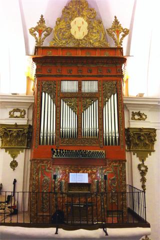 organo completo